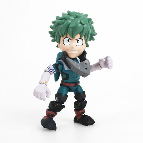 My Hero Academia Izuku Midoriya Action Vinyl Figure