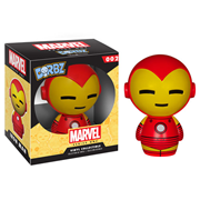 Iron Man Marvel Series 1 Dorbz Vinyl Figure