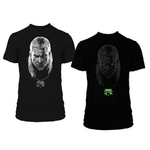 The Witcher 3 Toxicity Glow-in-the-Dark T-Shirt