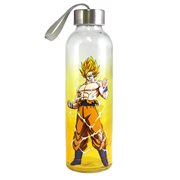 Dragon Ball Z Goku Glass Water Bottle