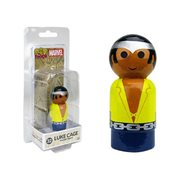 Luke Cage Pin Mate Wooden Figure
