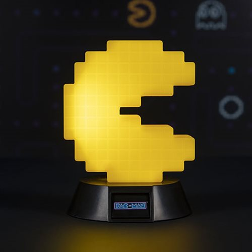 Pac-Man Icon Light