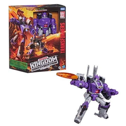 Transformers Generations Kingdom Leader Wave 3 Case of 2