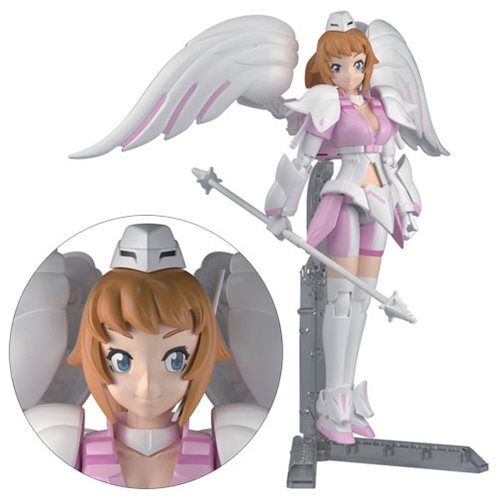 Gundam Build Fighters Super Fumina Axis Angel High Grade 1:144 Scale Model Kit