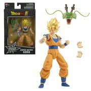 Dragon Ball Stars Super Saiyan Goku Action Figure
