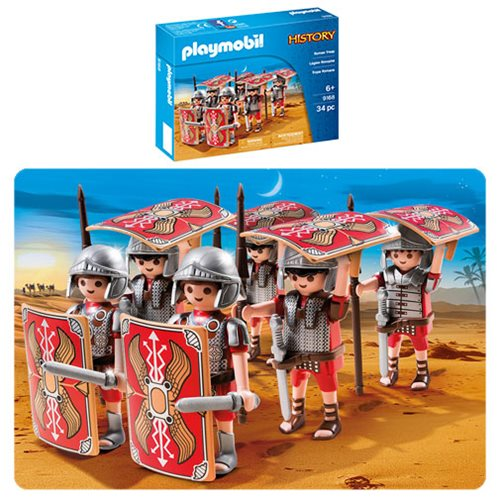 Playmobil 9168 History Roman Troop Action Figures