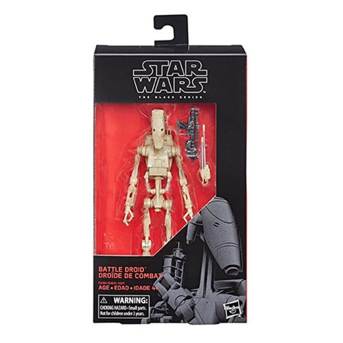 Star Wars The Black Series 6-Inch Action Figure Wave 20 Case