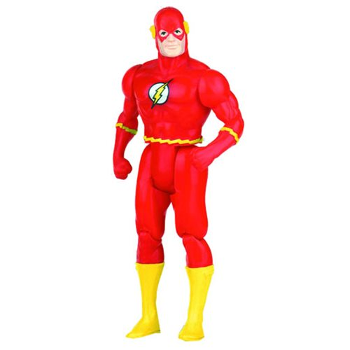 Super Powers Collection The Flash Jumbo Action Figure