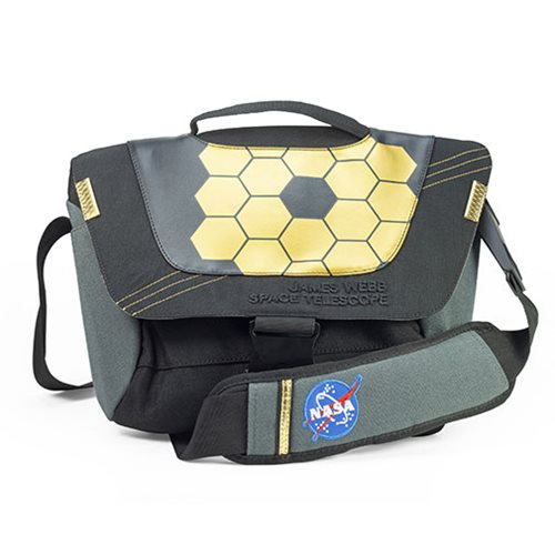 NASA James Webb Space Telescope Courier Bag