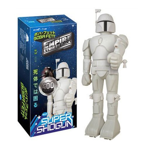 Star Wars Boba Fett Prototype Super Shogun Vinyl Figure