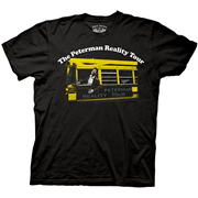Seinfeld Peterman Reality Tour T-Shirt