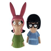 Bob's Burgers Salt and Pepper Shaker Set