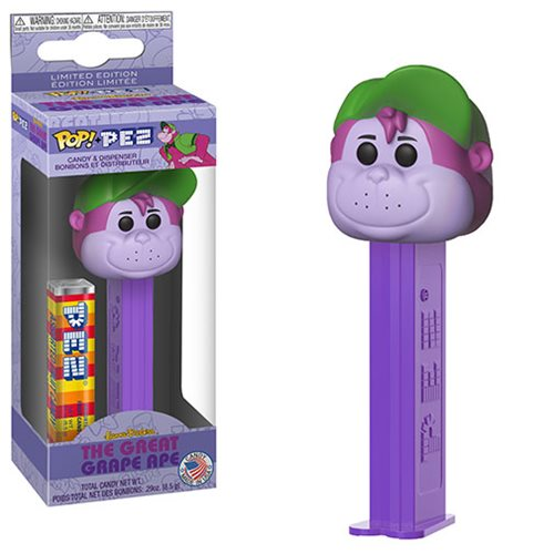 Hanna Barbera Grape Ape Pop! Pez