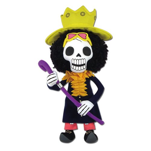 One Piece Brook 8-Inch Plush