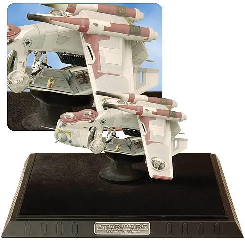 Star Wars Die Cast Republic Gunship
