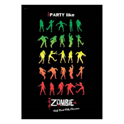 iZombie iParty MightyPrint Wall Art Print