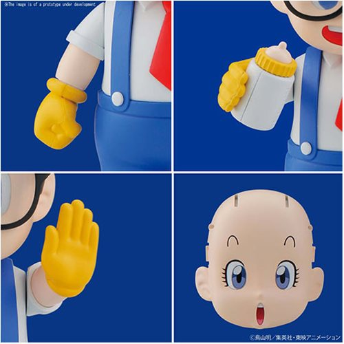 Dr. Slump Obotchaman Figure-rise Mechanics Model Kit