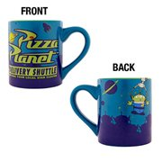 Disney Toy Story Pizza Planet Logo 14 oz. Ceramic Mug
