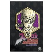 Jojo's Bizarre Adventure Golden Giorno Giovanna Enamel Pin