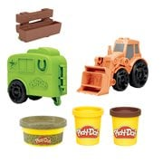 Play-Doh Wheels Tractor Farm Truck Toy