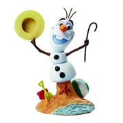 Disney Frozen Olaf Grand Jester Mini-Bust