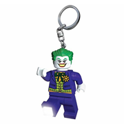 LEGO Batman The Joker DC Super Heroes Minifigure Flashlight