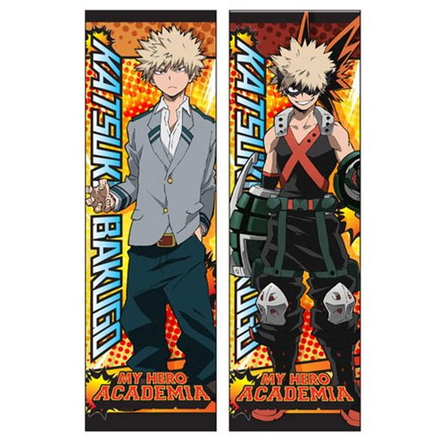 My Hero Academia Katsuki Bakugo Body Pillow