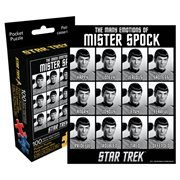 Star Trek Emotions 100-Piece Pocket Puzzle