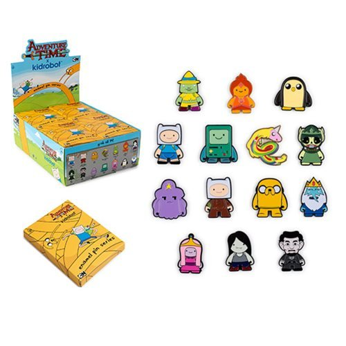 Adventure Time Enamel Pin Series Random 4-Pack