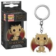 Game of Thrones Viserion Pocket Pop! Key Chain