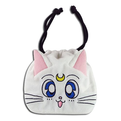 Sailor Moon Artemis Drawstring Pouch