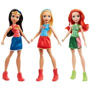 DC Super Hero Girls Fashion Action Doll Case