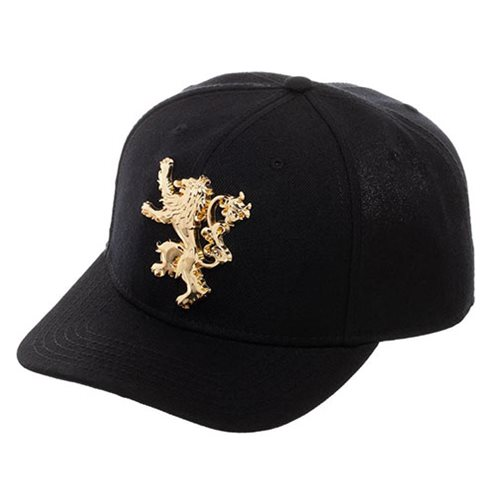 Game of Thrones House Lannister Snapback Hat
