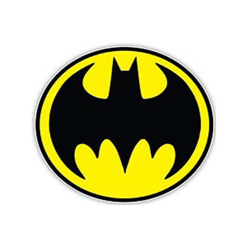 Batman Symbol Die Cut Wood Wall Art Entertainment Earth