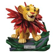 Disney The Lion King Little Simba MC-012 Statue