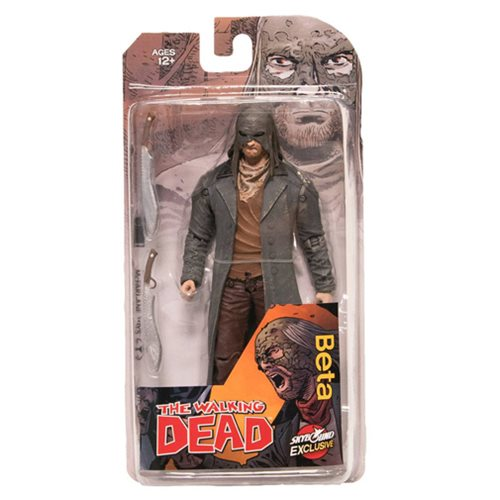 Walking Dead Comic Beta Action Figure