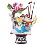 Alice in Wonderland DS-010 Dream Select 6-Inch Statue - PX