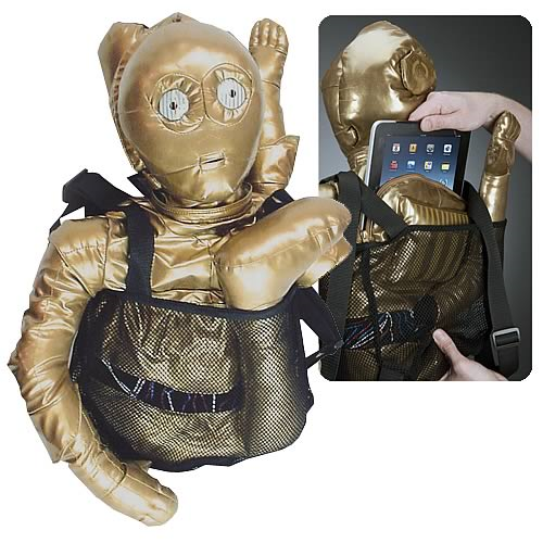 Star Wars C-3PO Back Buddy