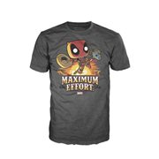 Deadpool Maximum Effort Pop! T-Shirt