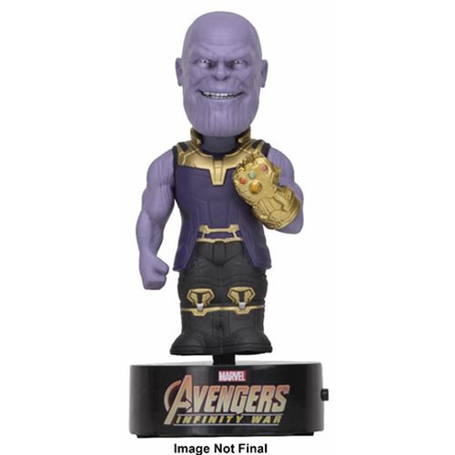 Avengers: Infinity War Thanos Body Knocker Bobble Head