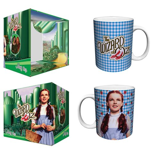 Wizard of Oz Dorothy Poppies 11 oz. Mug