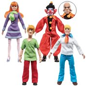 Scooby-Doo 8-Inch Retro Series 1 Action Figures Set