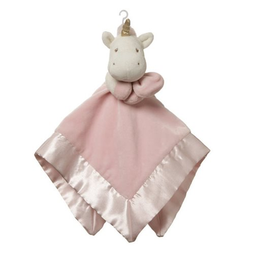 Luna Unicorn Lovey Plush Blanket
