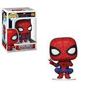 Spider-Man: Far From Home Spider-Man Hero Suit Pop! Vinyl Figure