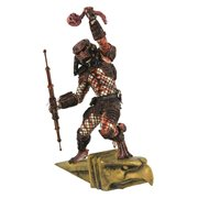 Predator 2 Gallery Hunter Statue