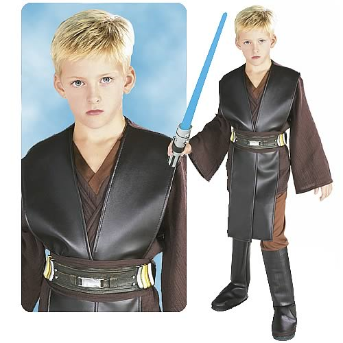 Anakin Skywalker Episode III Deluxe Child Costume  sc 1 st  Entertainment Earth : anakin skywalker child costume  - Germanpascual.Com
