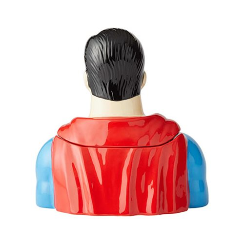 DC Comics Superman Cookie Jar