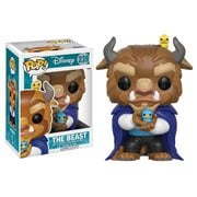 Beauty and the Beast Winter Beast Pop! Vinyl Figure