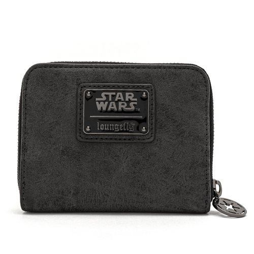 Star Wars Darth Vader Zip-Around Wallet