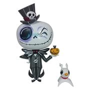 Disney The World of Miss Mindy Nightmare Before Christmas Jack Skellington Vinyl Figure, Not Mint